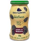 Geleia Light 100% Amora 250g 1 UN Queensberry