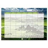 Smart Planner Castelo Mensal Castelo 2021 20 FL Chies