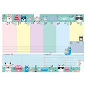 Smart Planner Semanal Lhama 36FL Chies