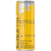 Energético Red Bull Tropical Edition 250ml