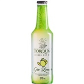 Gin London Dry Lemon Torquay 275ml
