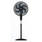 Ventilador Eros Turbo Coluna 40cm 127V Preto 1 UN Cadence