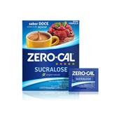 Adoçante Sucralose Sache 50x0,6g Zerocal