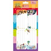 Etiqueta Escolar Adesiva Toy Story 8 UN Tilibra