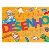 Caderno de Desenho Académie 40 Folhas 1 UN Tilibra