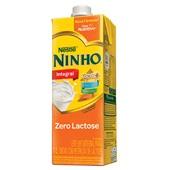 Leite UHT Integral Zero Lactose 1L 1 UN Ninho