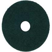 Disco Limpador Verde para Tratamento de Pisos 350mm 3M