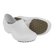 Sapato Antiderrapante Branco n° 36 1 Par Sticky Shoes