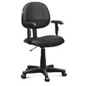 Cadeira Executiva Corvim Preta C/b Inove Flex