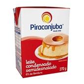 Leite Condensado 270g Piracanjuba
