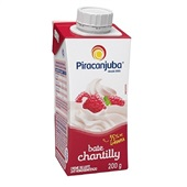 Creme Chantilly 200g Piracanjuba