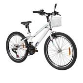 Bicicleta Ceci Aro 24 Branca 1 UN Caloi