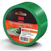 Fita para Demarcação de Solo 50mm x 30m Verde 1 UN 3M