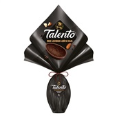 Ovo de Pascoa Talento Meio Amargo 350g Nestle
