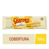 Cobertura Chocolate Branco 500g Garoto
