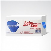 Papel Higiênico Interfolhado Folha Dupla CX 8.000 FL Baby