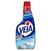 Limpador para Banheiro Oxi Antibac Ativo Refil 500ml 1 UN Veja