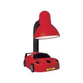 Luminária de Mesa TLM 50 Kids E27 Vermelha 1UN Taschibra