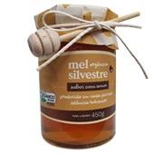 Mel Orgânico Silvestre 450g Sabor com Amor