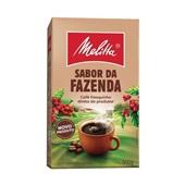 Café em Pó Sabor da Fazenda Tradicional 500g Melitta