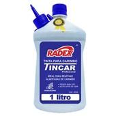 Tinta para Carimbo Azul 1L 1 UN Radex