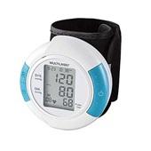 Monitor  de Pressão Arterial Digital de Pulso HC075 1UN Multilaser