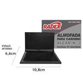 Almofada para Carimbo n°3 sem Tinta 1 UN Radex