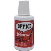 Corretivo Líquido 18ml Office Blanc 1 UN Radex