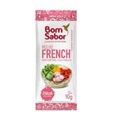 Molho French Sache 10g Cx 200 Bom Sabor