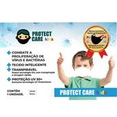 Máscara Infantil Branca 1 UN Protect Care