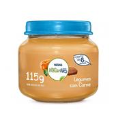 Papinha Carne Com Legumes 115g Nestlé