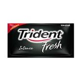 Goma de Mascar Fresh Intense sem Açúcar 8G 4UN Trident