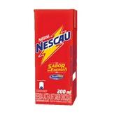 Bebida Láctea Achocolatado Nescau 200ml Nestlé