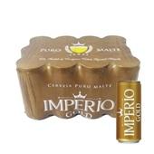 Cerveja Império Pilsen Gold Lata 269ml CX 12 UN