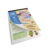 Bloco Para Educação Artística Planner E Bullet 180g 128 Folhas Cis