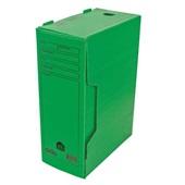 Arquivo Morto Polionda Oficio 360x135x250mm Verde 1 UN Dello