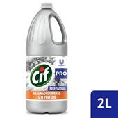Desengordurante Sem Perfume 2L 1 UN Cif
