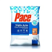 Pace Tablete Tripla Ação 200g 1 UN Hth