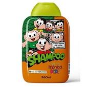 Shampoo Todos os Tipos de Cabelos Turma da Mônica Kids 260ml 1 UN Cia da Natureza