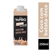 Bebida Láctea 15g High Protein Sabor Coco com Batata Doce 250ml 1 UN Yopro
