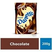 Bebida Láctea Danette Chocolate 200ml 1 UN Danone