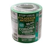 Fita Adesiva Stop Virus 96mmx20m Adelbras