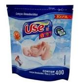 Lenço Umedecido Refil para Balde 400 UN Use It