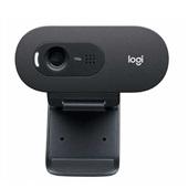Webcam HD 720p Com Microfone C505 1 UN Logitech