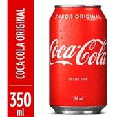 Refrigerante Coca Cola Lata 350ml 1 UN