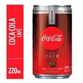 Refrigerante Coca Cola com Café Lata 220ml 1 UN