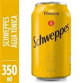 Água Tônica Schweppes Lata 350ml 1 UN