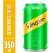 Schweppes Citrus 350ml Lata