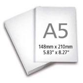 Papel Sulfite A5 Branco 148x210mm 75g PT 500 FL San Remo