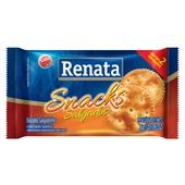 Biscoito Snacks Salgados Sachê 5g CX 280 UN Renata